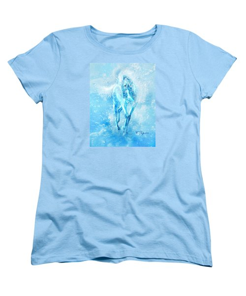 Water Spirit Women's T-Shirt (Standard Cut)