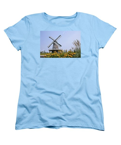 Windmill Women's T-Shirt (Standard Cut)
