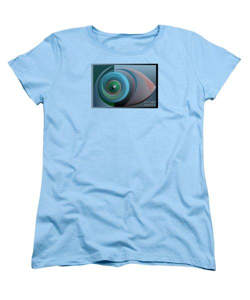 Wysiwyg Women's T-Shirt (Standard Cut) by Leo Symon