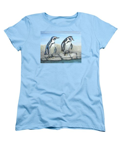 You First Women's T-Shirt (Standard Cut)