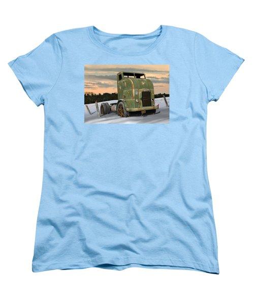 1951 Corbitt Women's T-Shirt (Standard Cut) by Stuart Swartz