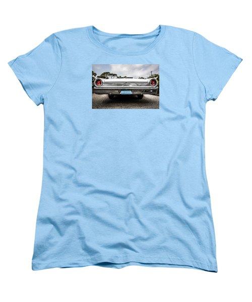 1961 Ford Galaxie 500 Women's T-Shirt (Standard Cut) by Chris Smith