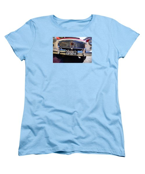 1961 Nash Metropolitan Women's T-Shirt (Standard Cut) by John S