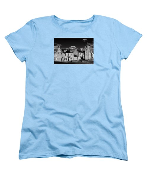 Clackmannan Women's T-Shirt (Standard Cut) by Jeremy Lavender Photography