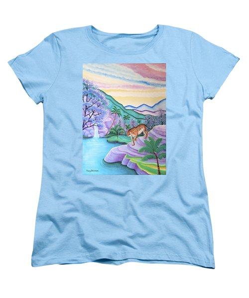 First Light Women's T-Shirt (Standard Cut) by Tracy Dennison
