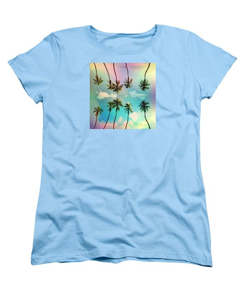 Florida Women's T-Shirt (Standard Cut) by Mark Ashkenazi