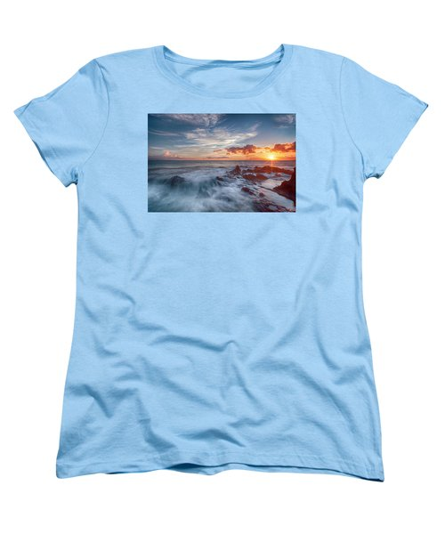 Into The Mystic Women's T-Shirt (Standard Cut) by James Roemmling