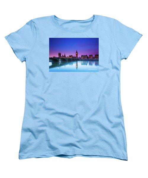 London Big Ben  Women's T-Shirt (Standard Cut) by Mariusz Czajkowski