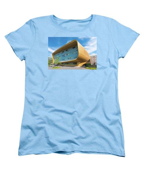 Modern Building Women's T-Shirt (Standard Cut) by Hans Engbers