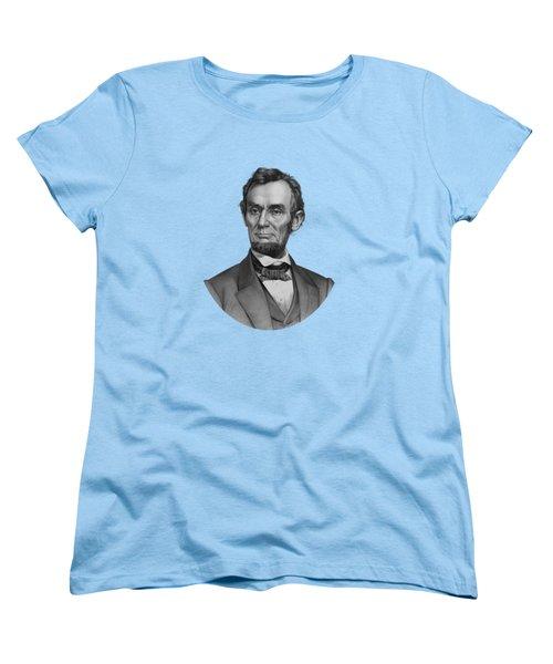 President Lincoln Women's T-Shirt (Standard Fit)