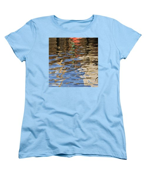 Women's T-Shirt (Standard Cut) featuring the photograph Reflections by Charles Harden