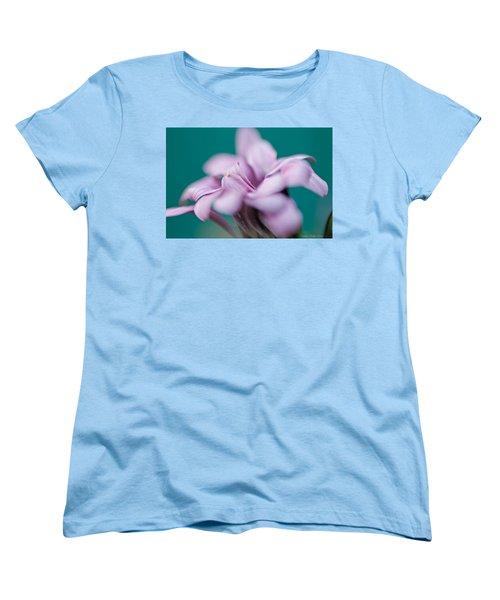 Soft Pink Women's T-Shirt (Standard Cut)
