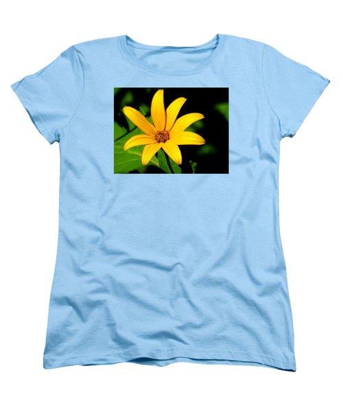 Wild Flower Women's T-Shirt (Standard Cut) by Eric Switzer