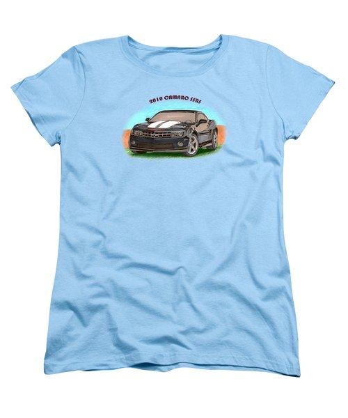Camaro Ss  Rs Women's T-Shirt (Standard Cut) by Jack Pumphrey