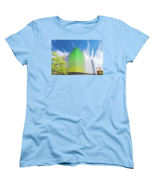 Modern Architecture Women's T-Shirt (Standard Cut) by Hans Engbers