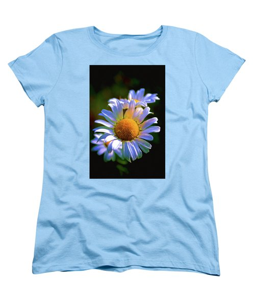 Daisy Women's T-Shirt (Standard Cut) by Andre Faubert