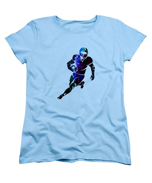 Football Collection Women's T-Shirt (Standard Cut) by Marvin Blaine