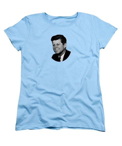 President Kennedy Women's T-Shirt (Standard Fit)