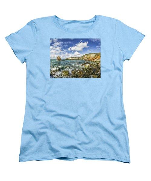 Gwenfaens Pillar Women's T-Shirt (Standard Cut) by Ian Mitchell