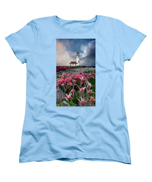 4170 Women's T-Shirt (Standard Cut) by Peter Holme III