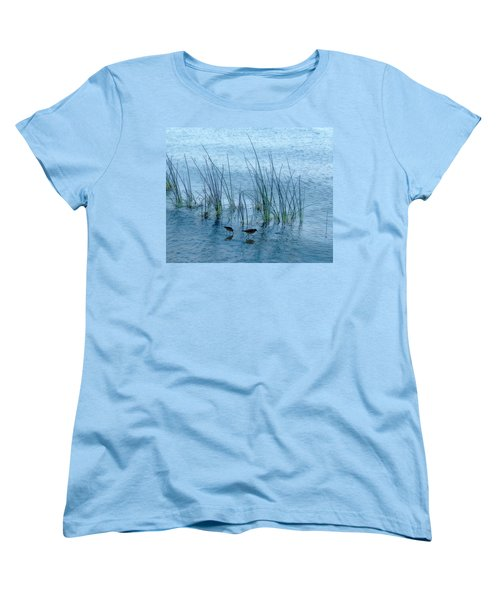 4177 Women's T-Shirt (Standard Cut) by Peter Holme III