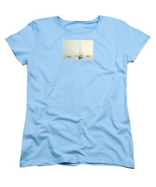 Women's T-Shirt (Standard Cut) featuring the photograph 4373 by Peter Holme III
