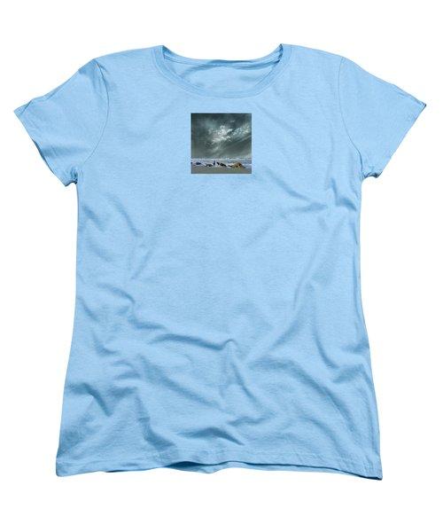 Women's T-Shirt (Standard Cut) featuring the photograph 4399 by Peter Holme III