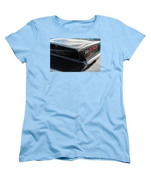 Women's T-Shirt (Standard Cut) featuring the photograph 440 Sixpack by Brad Allen Fine Art