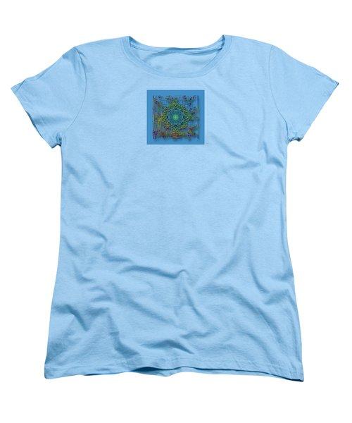 Women's T-Shirt (Standard Cut) featuring the photograph 4402 by Peter Holme III
