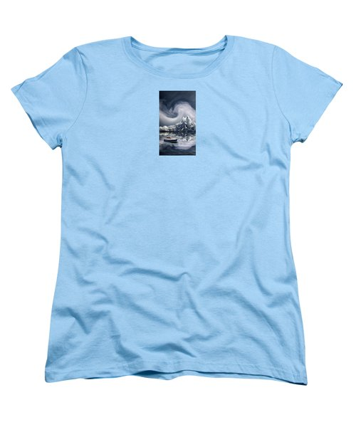 4412 Women's T-Shirt (Standard Cut) by Peter Holme III