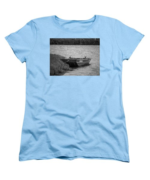 Lubec, Maine  Women's T-Shirt (Standard Cut) by Trace Kittrell