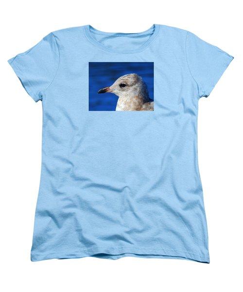 Gaze Women's T-Shirt (Standard Cut) by Zinvolle Art
