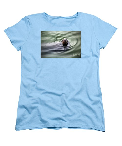 San Francisco, California Women's T-Shirt (Standard Cut) by Wernher Krutein