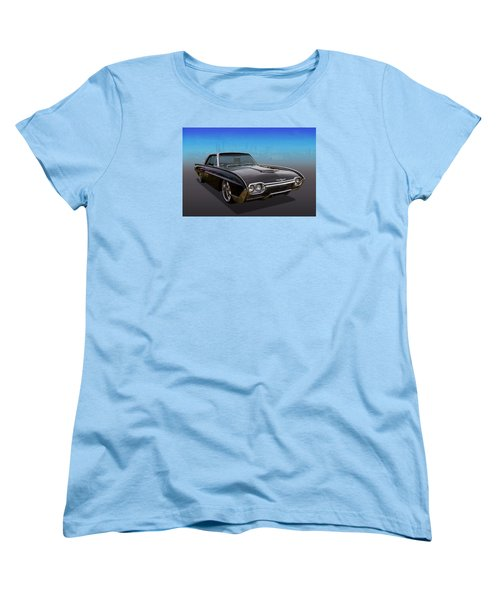 Women's T-Shirt (Standard Cut) featuring the photograph 63 Bird by Keith Hawley