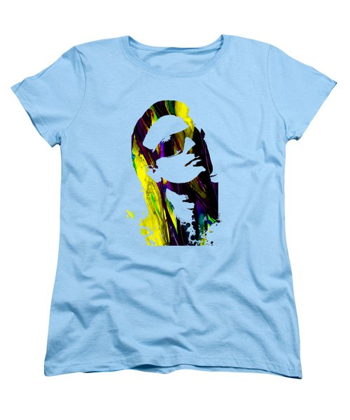 Bono Collection Women's T-Shirt (Standard Cut) by Marvin Blaine