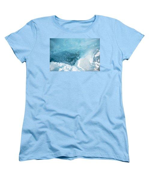 Iceland Women's T-Shirt (Standard Cut) by Milena Boeva