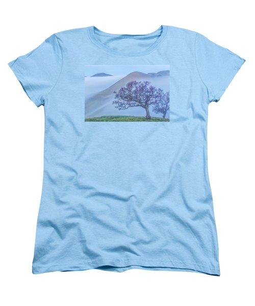 A Brief Break Women's T-Shirt (Standard Cut) by Marc Crumpler