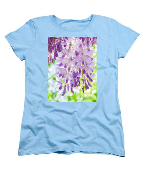 A Bright Sunshiny Day  Women's T-Shirt (Standard Cut) by Steve Taylor