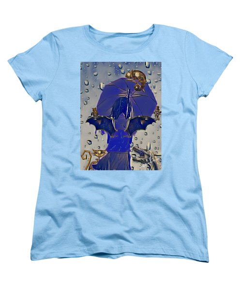 A Child's Invisibles Women's T-Shirt (Standard Cut) by Vennie Kocsis