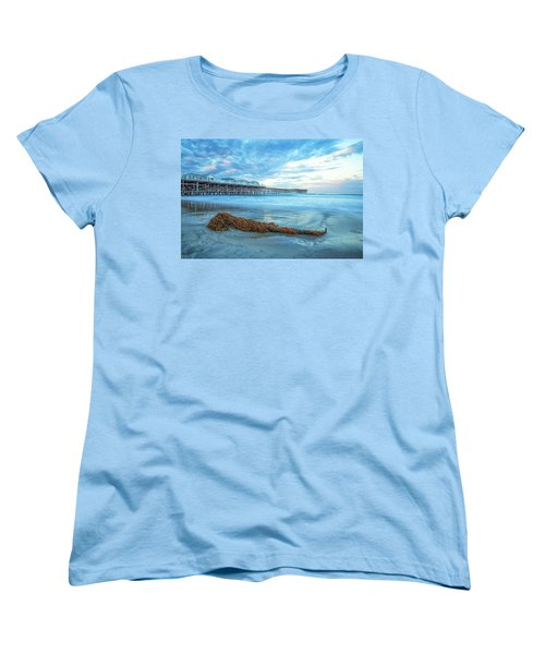 A Crystal Morning Women's T-Shirt (Standard Cut) by Joseph S Giacalone