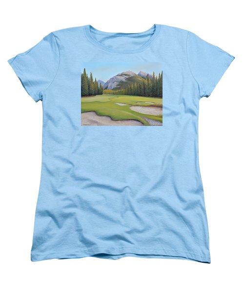 A Promising Day Women's T-Shirt (Standard Cut)