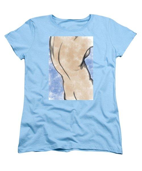 A Torso Women's T-Shirt (Standard Cut) by Peter J Sucy