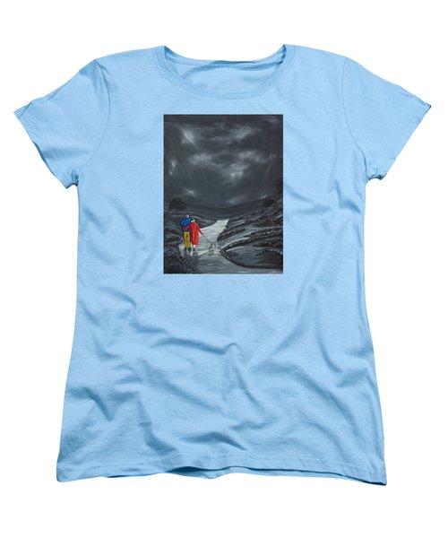 A Wee Bijou Strollette Women's T-Shirt (Standard Cut)
