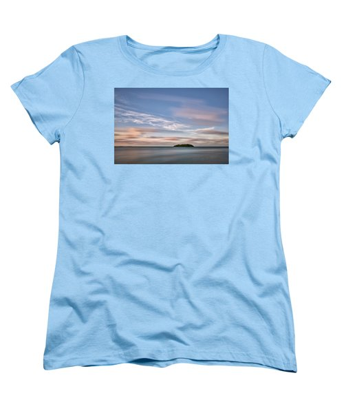 Women's T-Shirt (Standard Cut) featuring the photograph Abandoned Key by Jon Glaser