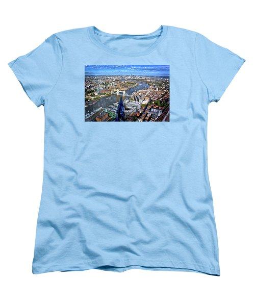 Above The Shadow Of The Shard Women's T-Shirt (Standard Cut)