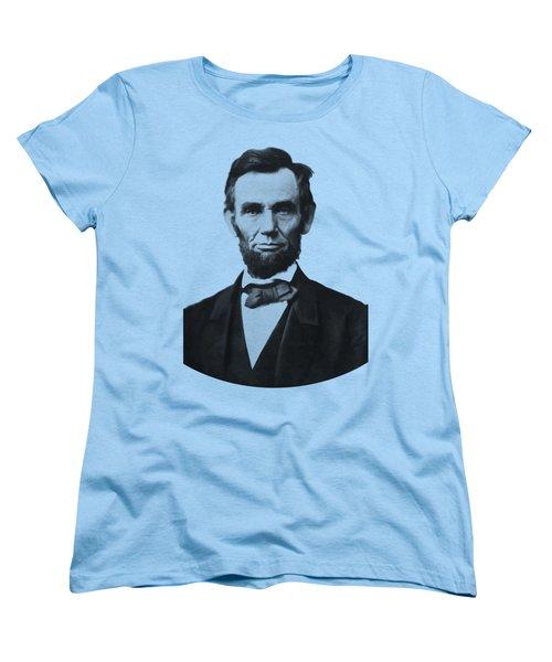 Abraham Lincoln Women's T-Shirt (Standard Cut)