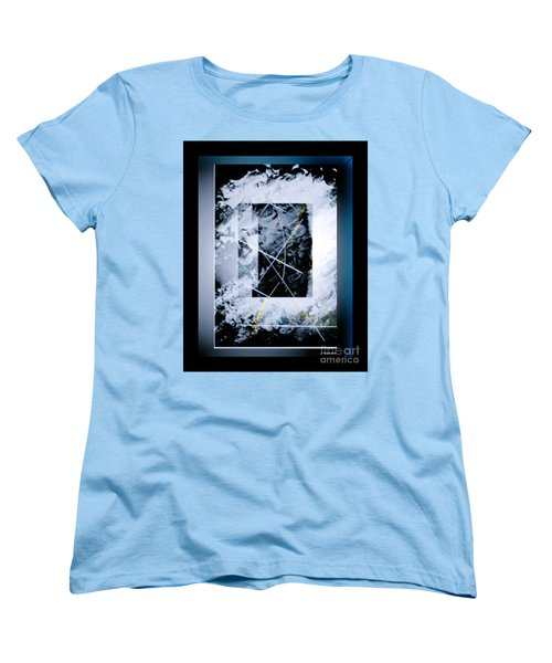 Abstract 1001-2016 Women's T-Shirt (Standard Cut) by John Krakora