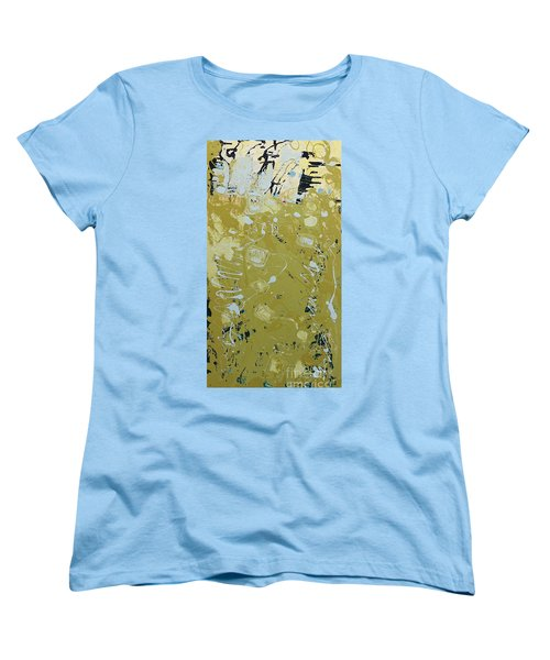 Abstract 1014 Women's T-Shirt (Standard Cut) by Gallery Messina