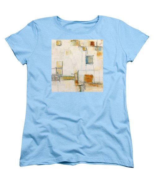 Abstract 1207 Women's T-Shirt (Standard Cut) by Gallery Messina
