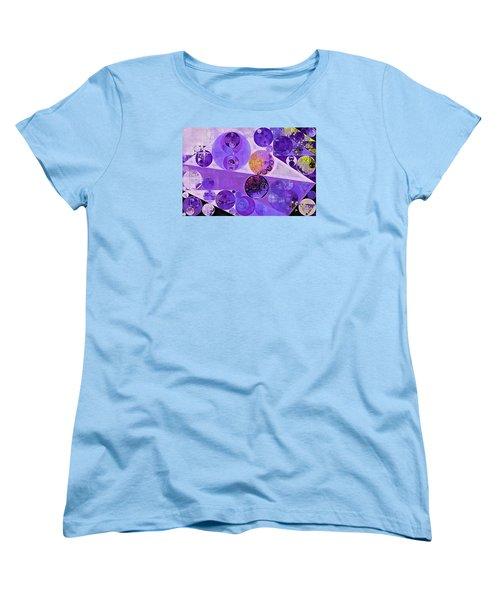 Abstract Painting - Blackcurrant Women's T-Shirt (Standard Cut) by Vitaliy Gladkiy